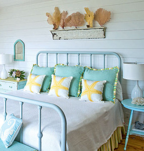 Beach Home Bedroom Ideas
